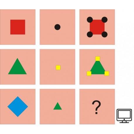 Test IQ (czerwony)